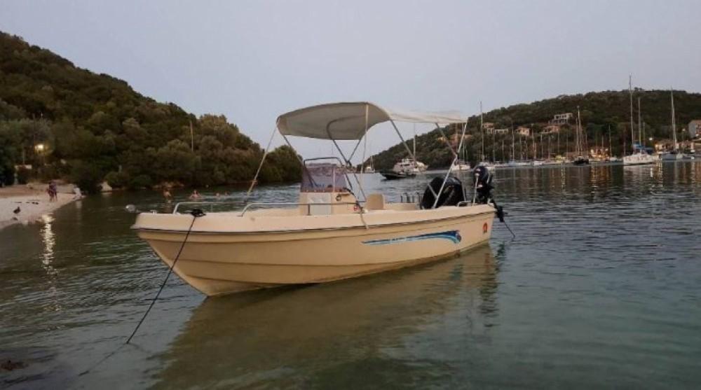 Motorboot mieten in Nydri - Aptera Aptera