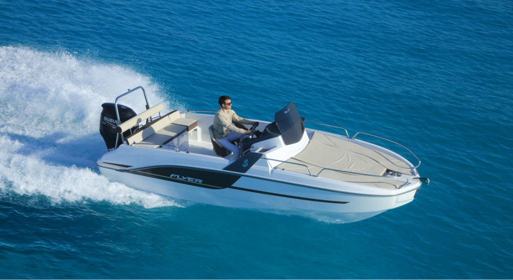 Motorboot mit oder ohne Skipper Bénéteau mieten in Le Verdon-sur-Mer