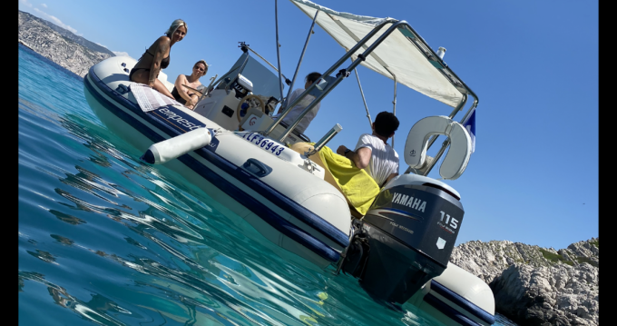 Bootsverleih Capelli Tempest 570 Marseille Samboat