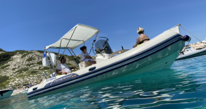Yacht-Charter in Marseille - Capelli Tempest 570 auf SamBoat