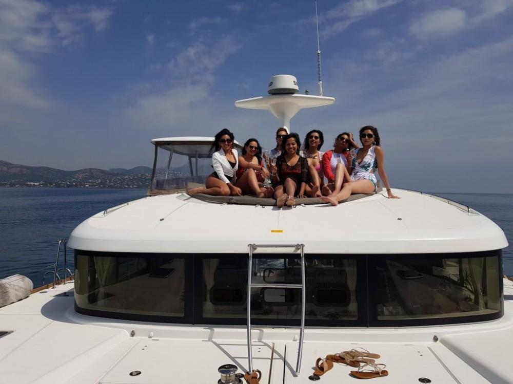 Motorboot mit oder ohne Skipper Lagoon mieten in Cannes