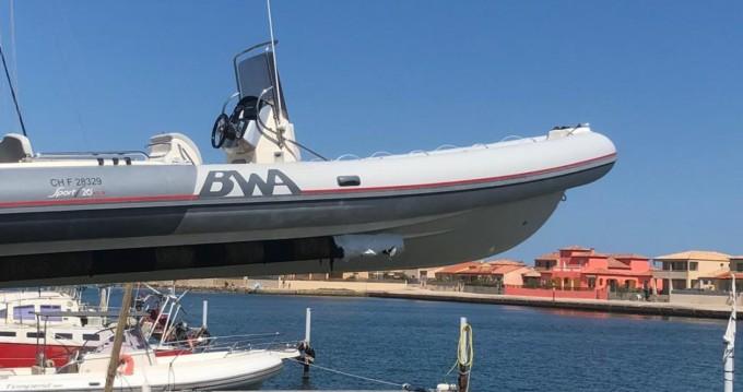 Motorboot mit oder ohne Skipper Bwa mieten in Toulon