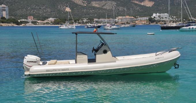 Bootsverleih Palma de Mallorca günstig 870D