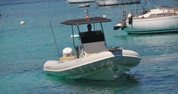 Bootsverleih Scanner 870D Palma de Mallorca Samboat