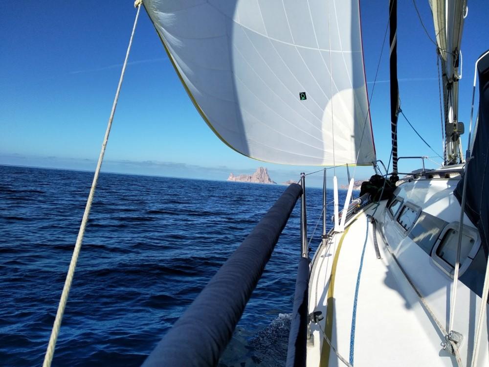 Segelboot mit oder ohne Skipper Elan mieten in La Savina