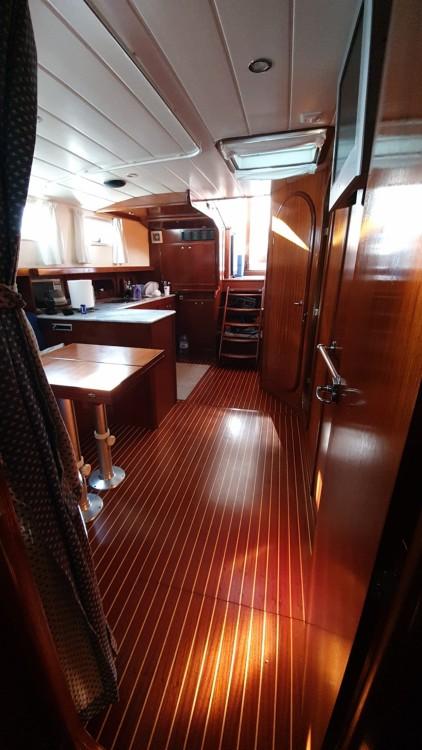 Bootsverleih Maó günstig Menorquin Yachts 150 Fly