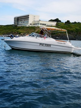 Bootsverleih Jeanneau Leader 750 Argelès-sur-Mer Samboat