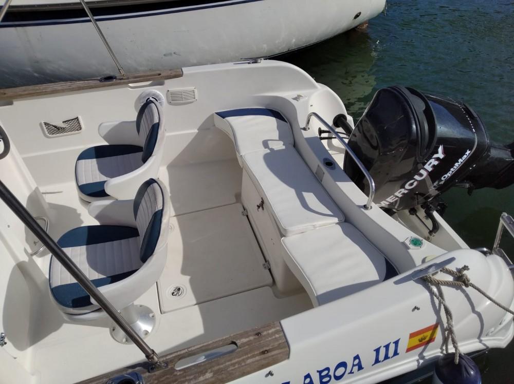 Bootsverleih Quicksilver Quicksilver 630 Open Vilaboa Samboat