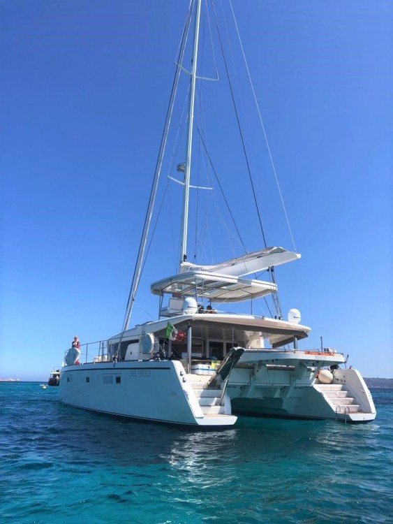 Yacht-Charter in Cannigione - Lagoon Lagoon 52 auf SamBoat