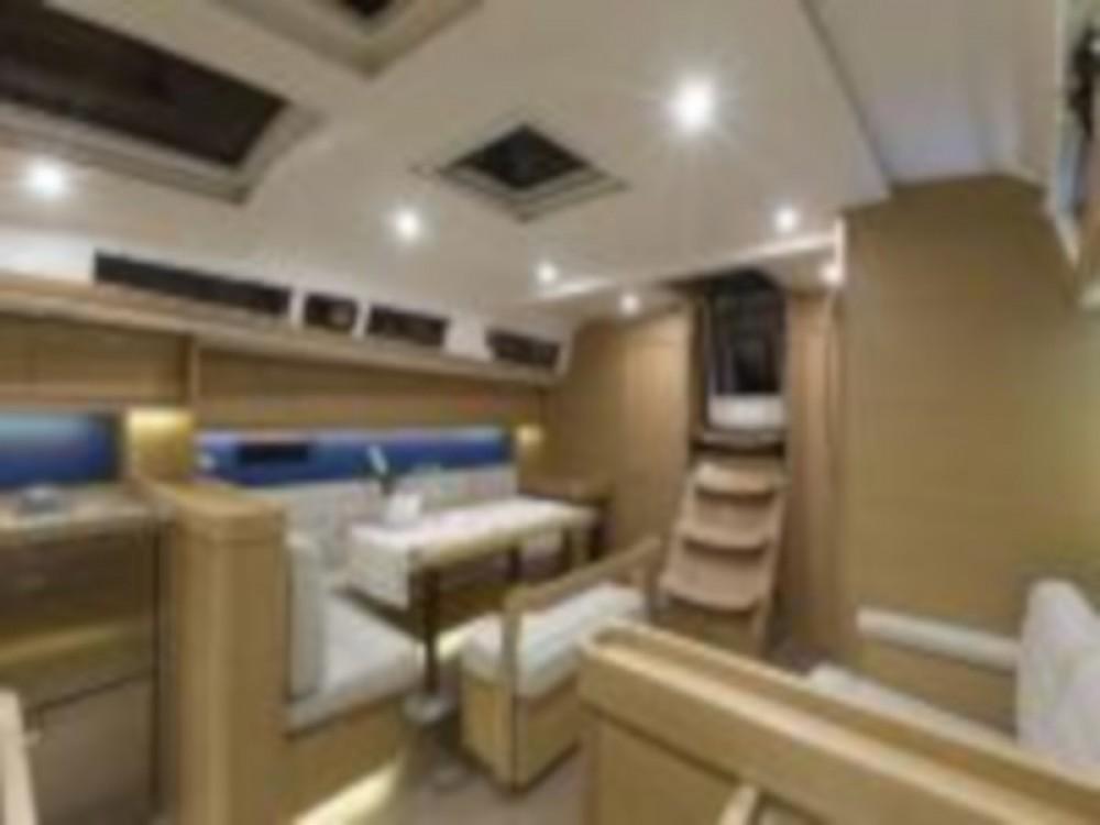 Dufour Dufour 460 Grand Large zwischen Privatpersonen und professionellem Anbieter Lávrio