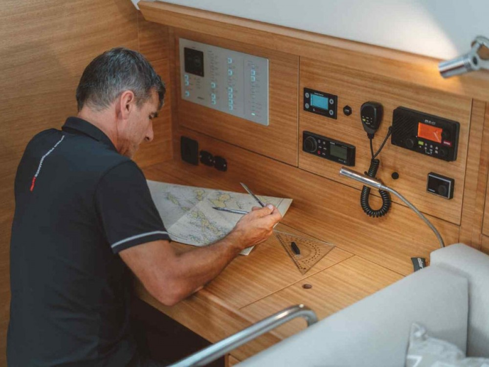 Segelboot mieten in Pirovac - Elan Elan Impression 45.1