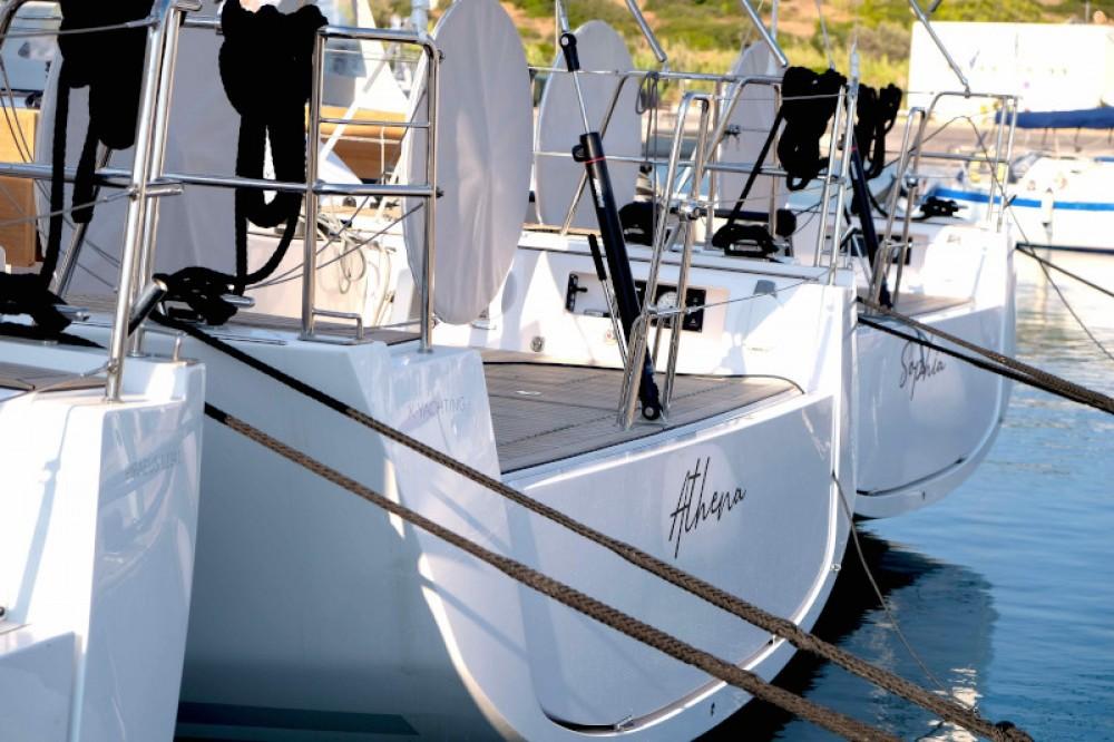Bootsverleih X-Yachts X4-6 model 2019 Olympic Marina Samboat