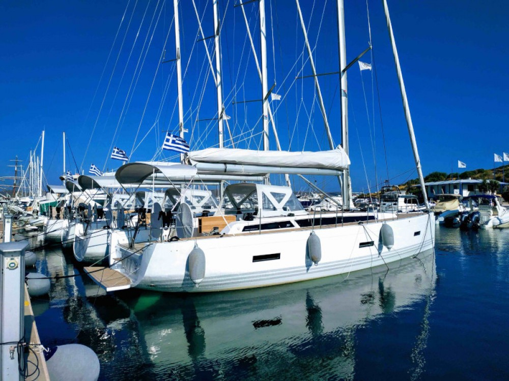 Bootsverleih X-Yachts X4-6 model 2019 Lavrion Samboat