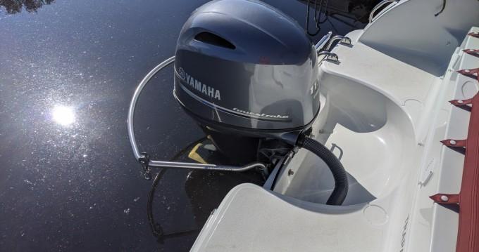 Motorboot mit oder ohne Skipper Pacific Craft mieten in Biscarrosse