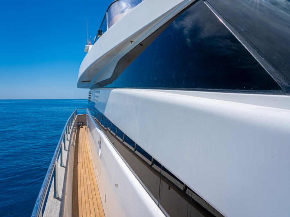 Yacht-Charter in Cannigione -  Akhir 85 auf SamBoat