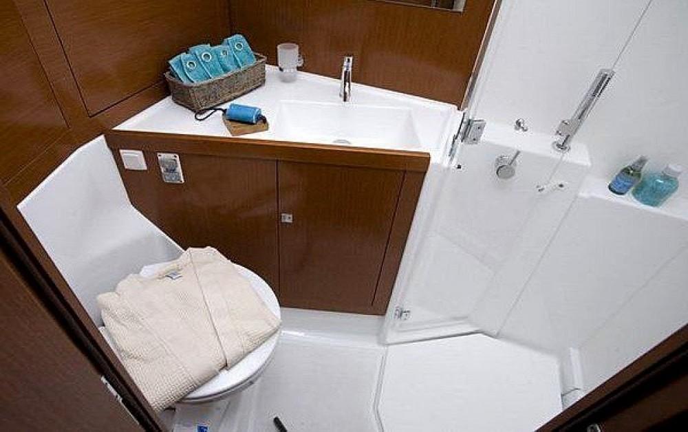 Bootsverleih Marmaris günstig Oceanis 45 (4 cabins)