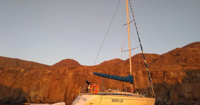 Segelboot mieten in Porto Riva di Traiano - Comar comet 375 cl