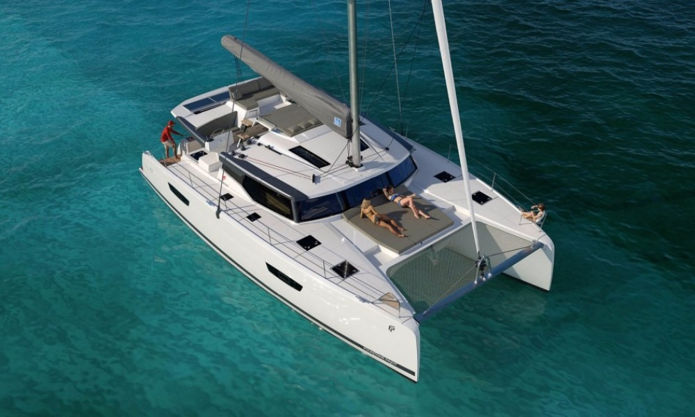 Yacht-Charter in Martinique - Fountaine Pajot Saona 47 auf SamBoat