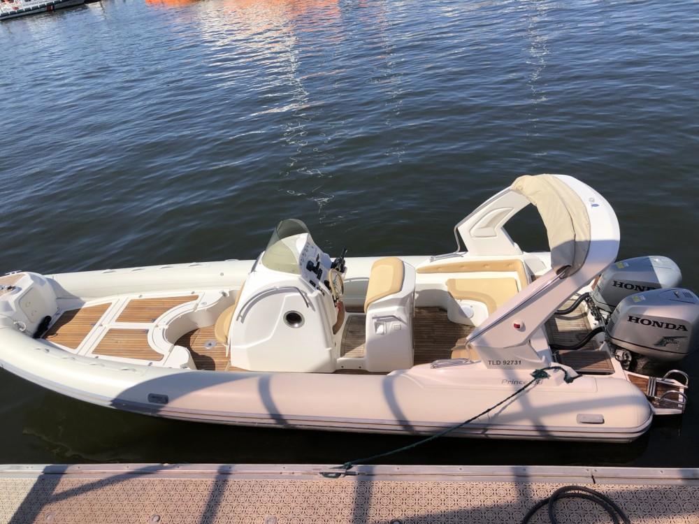 Bootsverleih Nuova Jolly Prince 28 Lège-Cap-Ferret Samboat