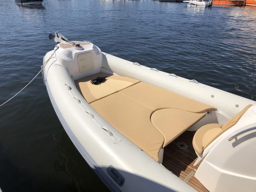 Schlauchboot mieten in Lège-Cap-Ferret - Nuova Jolly Prince 28