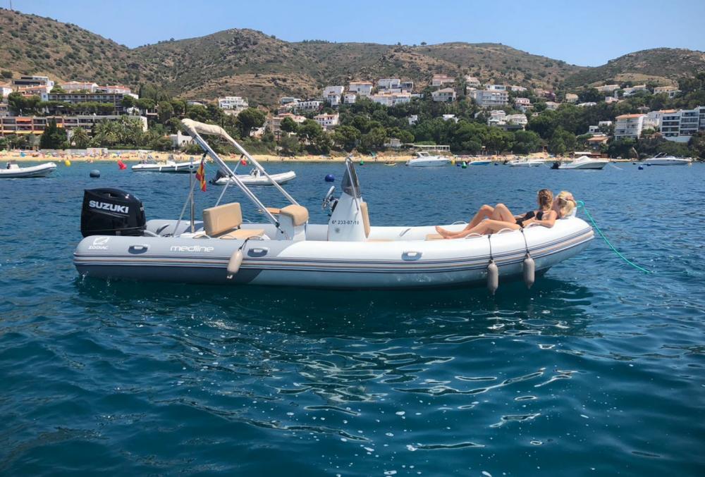 Yacht-Charter in La Trinité-sur-Mer - Zodiac Medline 660 auf SamBoat