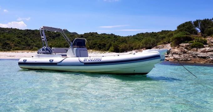 Bootsverleih Motonautica-Vesuviana MV 780 Confort Saint-Florent Samboat