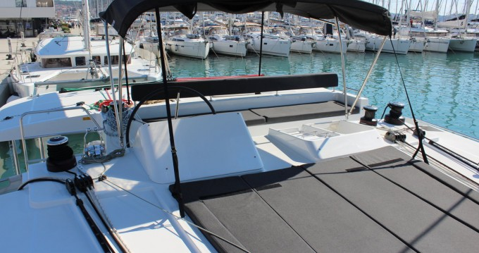 Yacht-Charter in Seget Donji - Lagoon Lagoon 450 F auf SamBoat