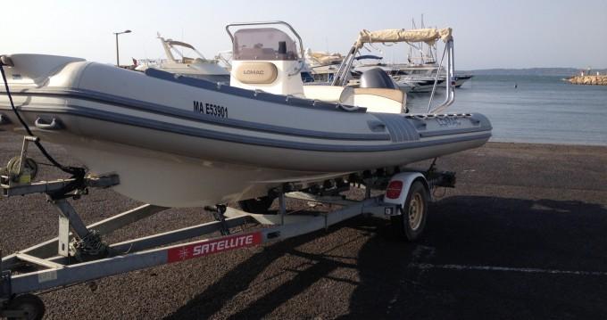 Schlauchboot mieten in Hyères - Lomac Lomac 600 IN