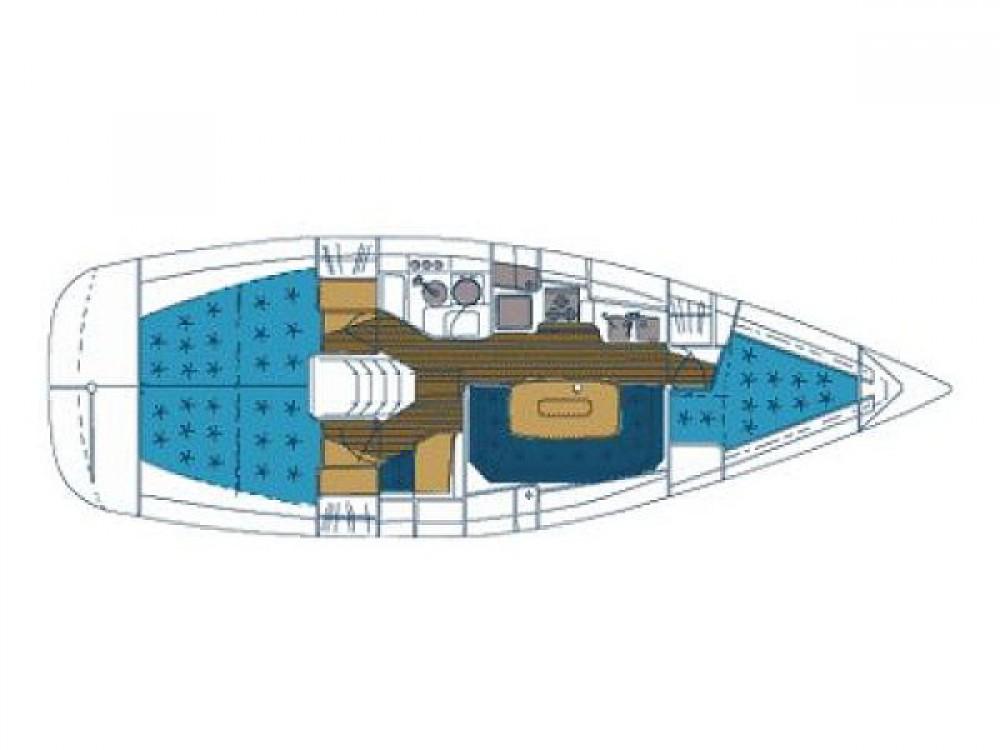 Segelboot mit oder ohne Skipper Elan mieten in Grad Zadar