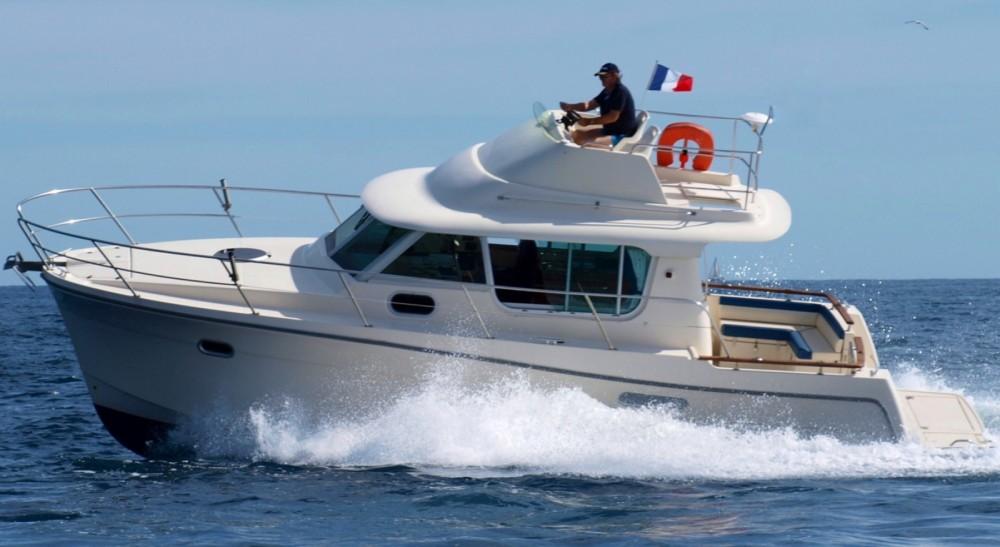 Bootsverleih Ocqueteau Ocqueteau 975 Fly Nizza Samboat