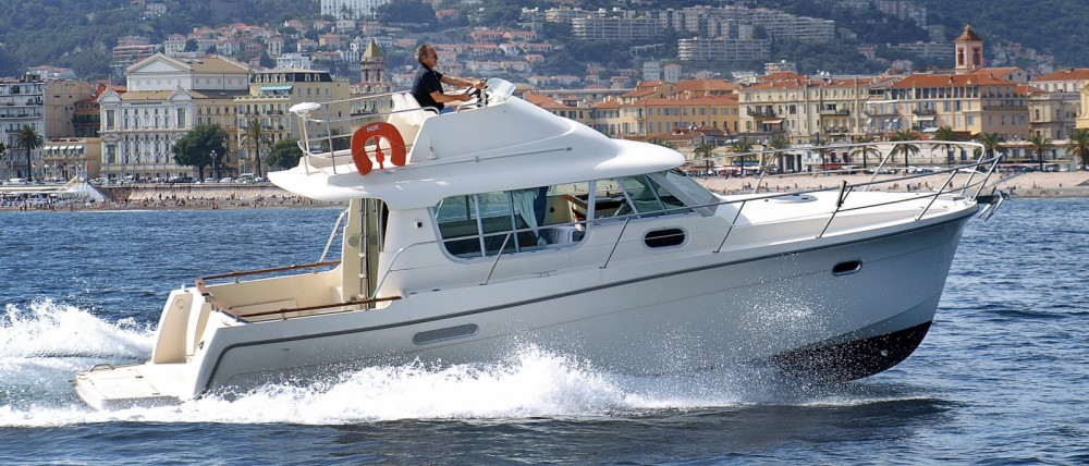Yacht-Charter in Nizza - Ocqueteau Ocqueteau 975 Fly auf SamBoat