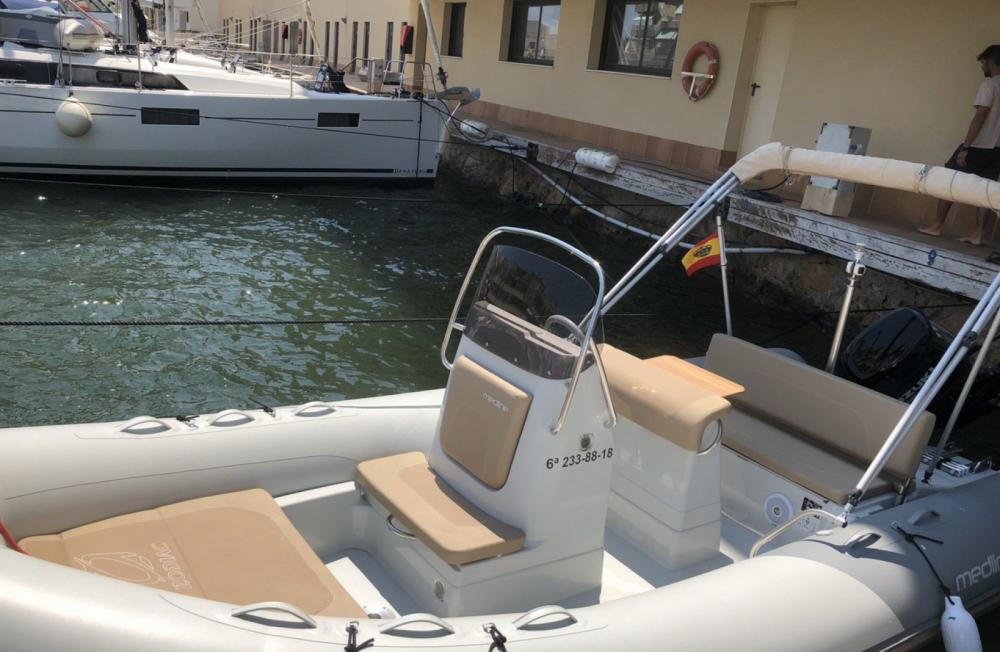Schlauchboot mit oder ohne Skipper Zodiac mieten in La Rochelle