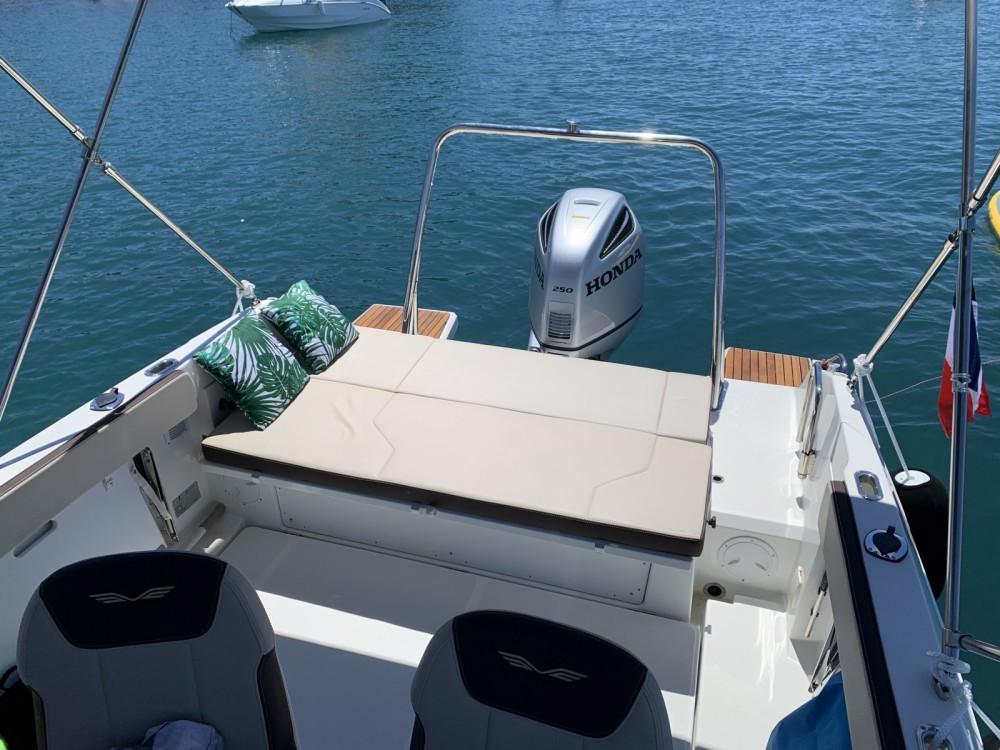 Motorboot mieten in Antibes zum besten Preis