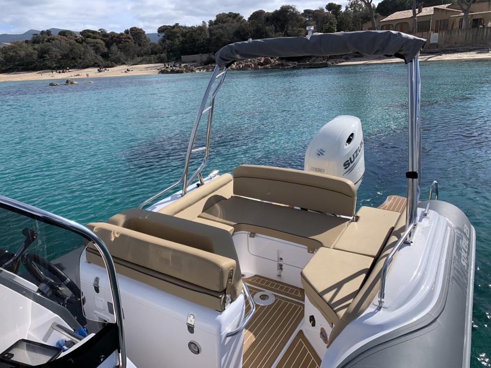 Schlauchboot mieten in Pietrosella - Salpa soleil 23