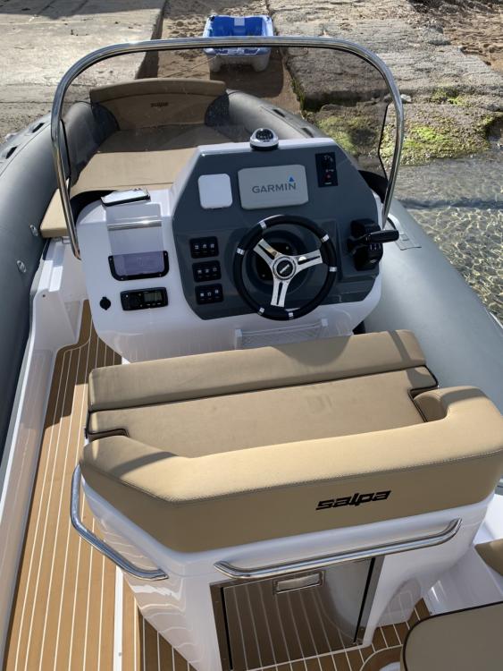 Schlauchboot mit oder ohne Skipper Salpa mieten in Pietrosella