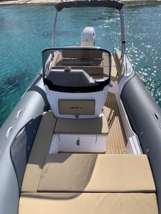 Yacht-Charter in Pietrosella - Salpa soleil 23 auf SamBoat