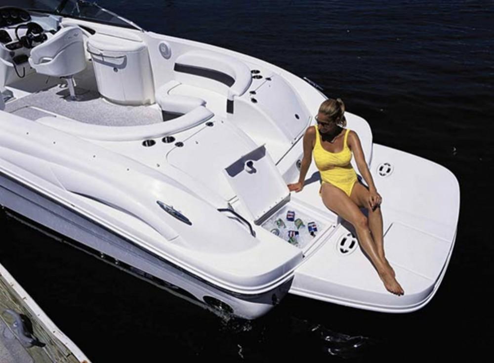Sea Ray Sea Ray 295 SLX zwischen Privatpersonen und professionellem Anbieter Ibiza