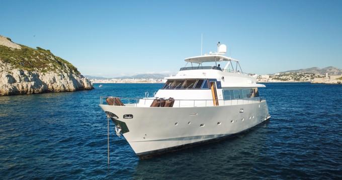 Vermietung Yachten Mondomarine mit Führerschein