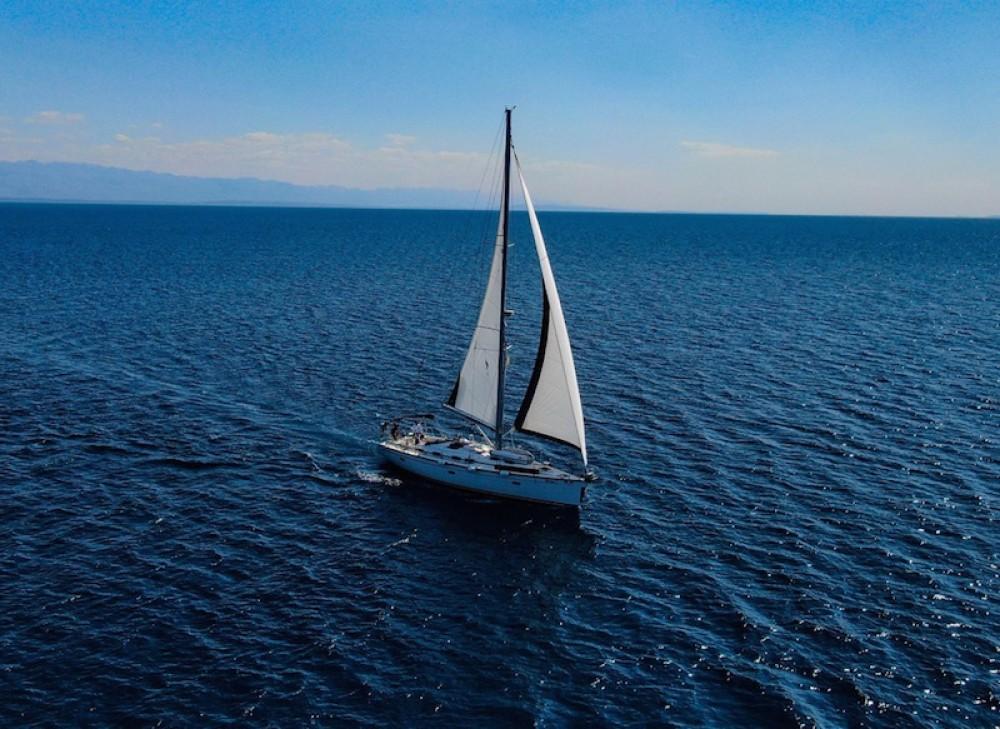 Bavaria Bavaria 46 Cruiser zwischen Privatpersonen und professionellem Anbieter Krk