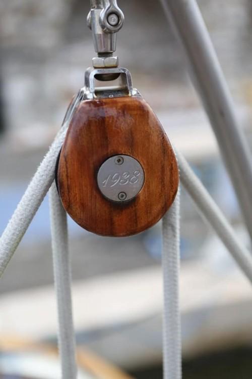 Vermietung Segelboot Sloop Marconi Classique mit Führerschein