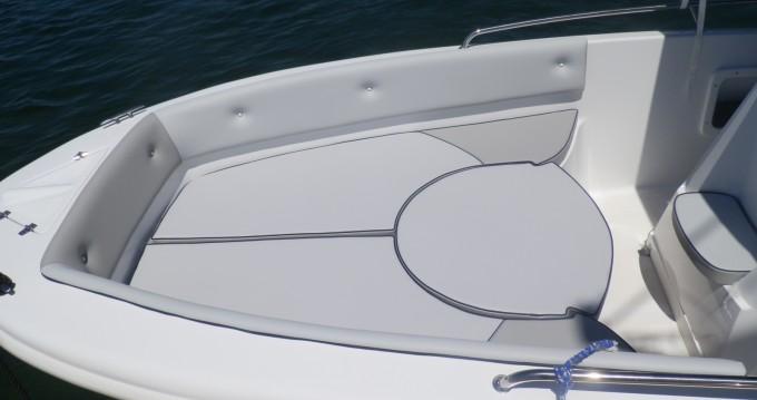 Motorboot mieten in Poreč - Salmeri CALYPSO