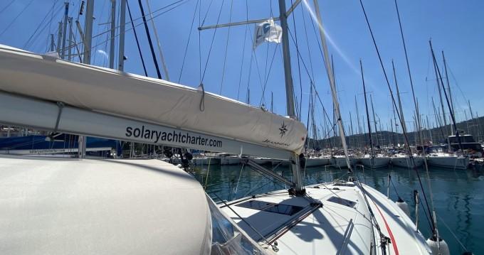 Yacht-Charter in Fethiye - Jeanneau Sun Odyssey 440 auf SamBoat
