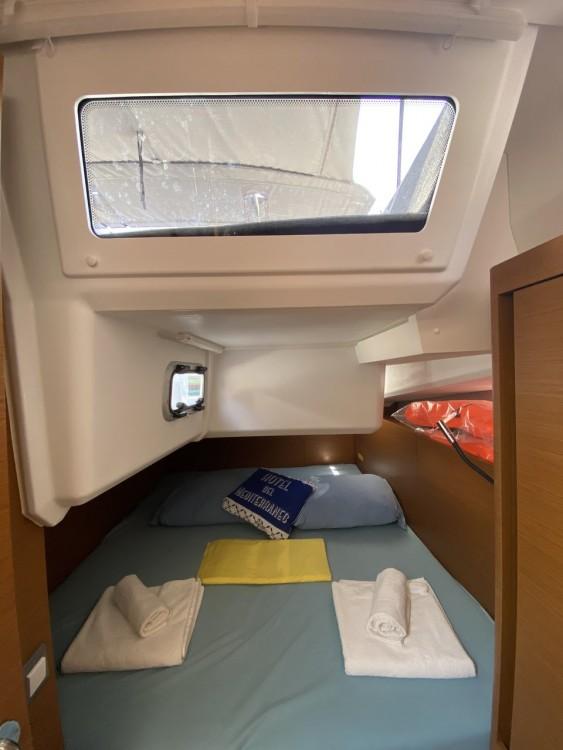 Bootsverleih Fethiye günstig Sun Odyssey 440