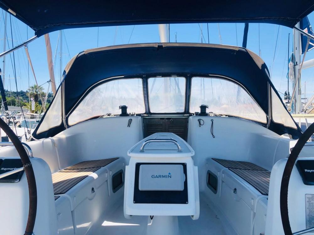 Segelboot mit oder ohne Skipper Bénéteau mieten in Kontokali