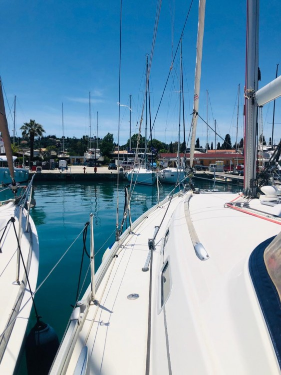 Segelboot mieten in Kontokali zum besten Preis