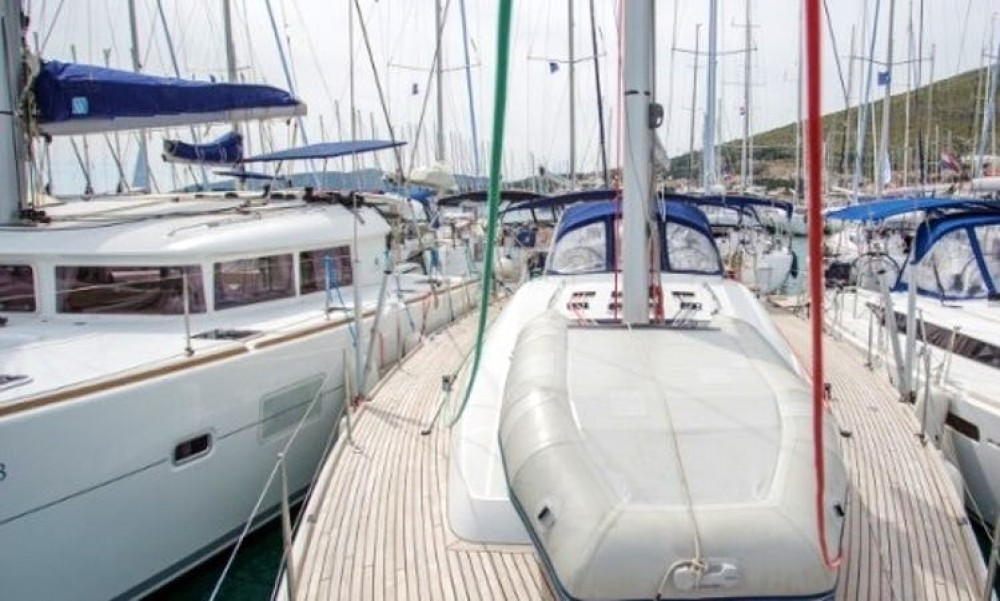 Segelboot mieten in  - Bénéteau Oceanis 50 Family