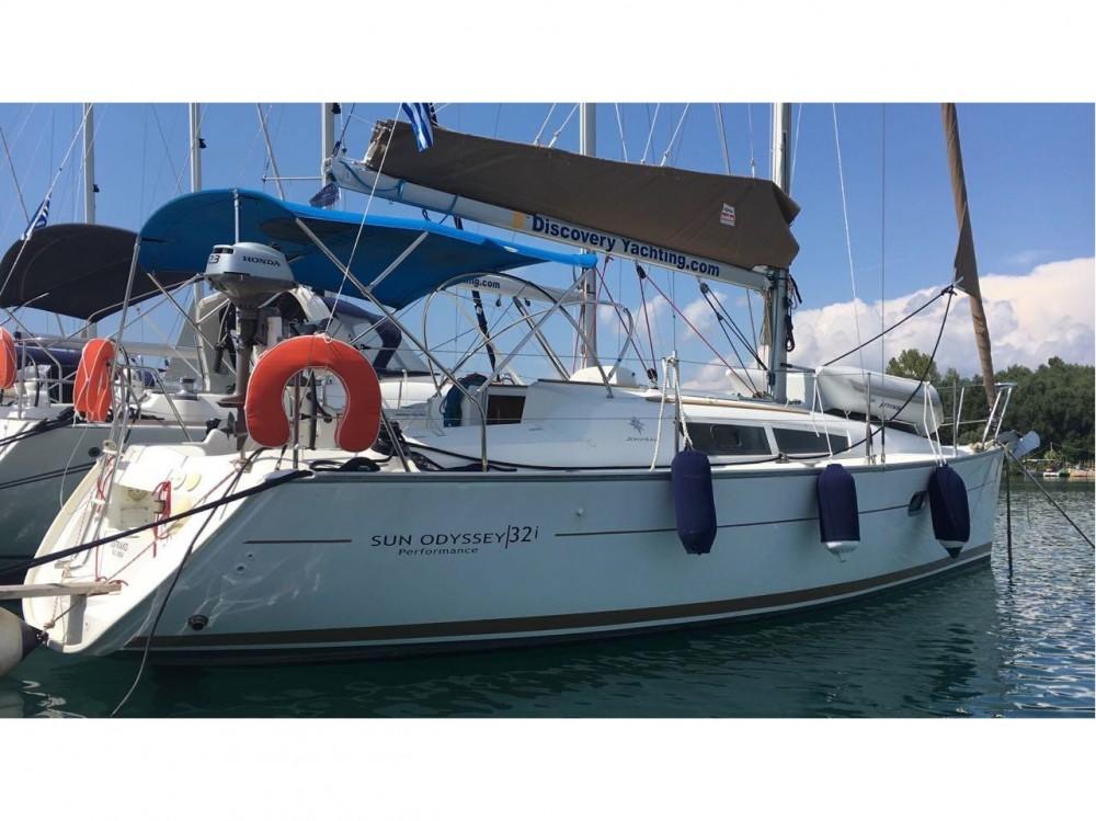 Bootsverleih Jeanneau Sun Odyssey 32i  Samboat