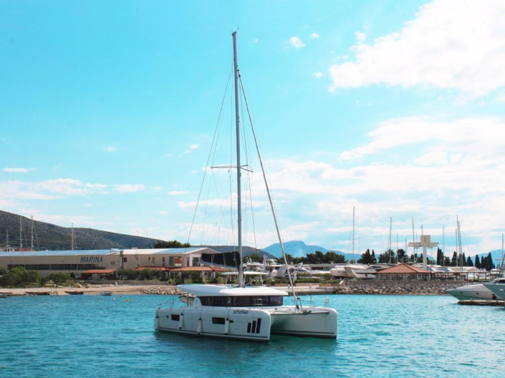 Katamaran mieten in Seget Donji - Lagoon Lagoon 42