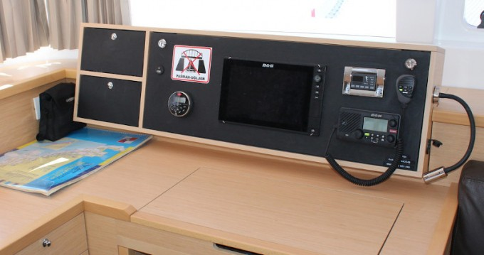 Bootsverleih Lagoon Lagoon 450 F Seget Donji Samboat