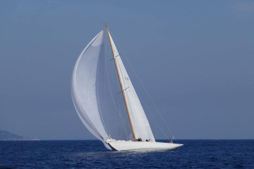 Segelboot mit oder ohne Skipper Sloop Marconi Classique mieten in La Ciotat
